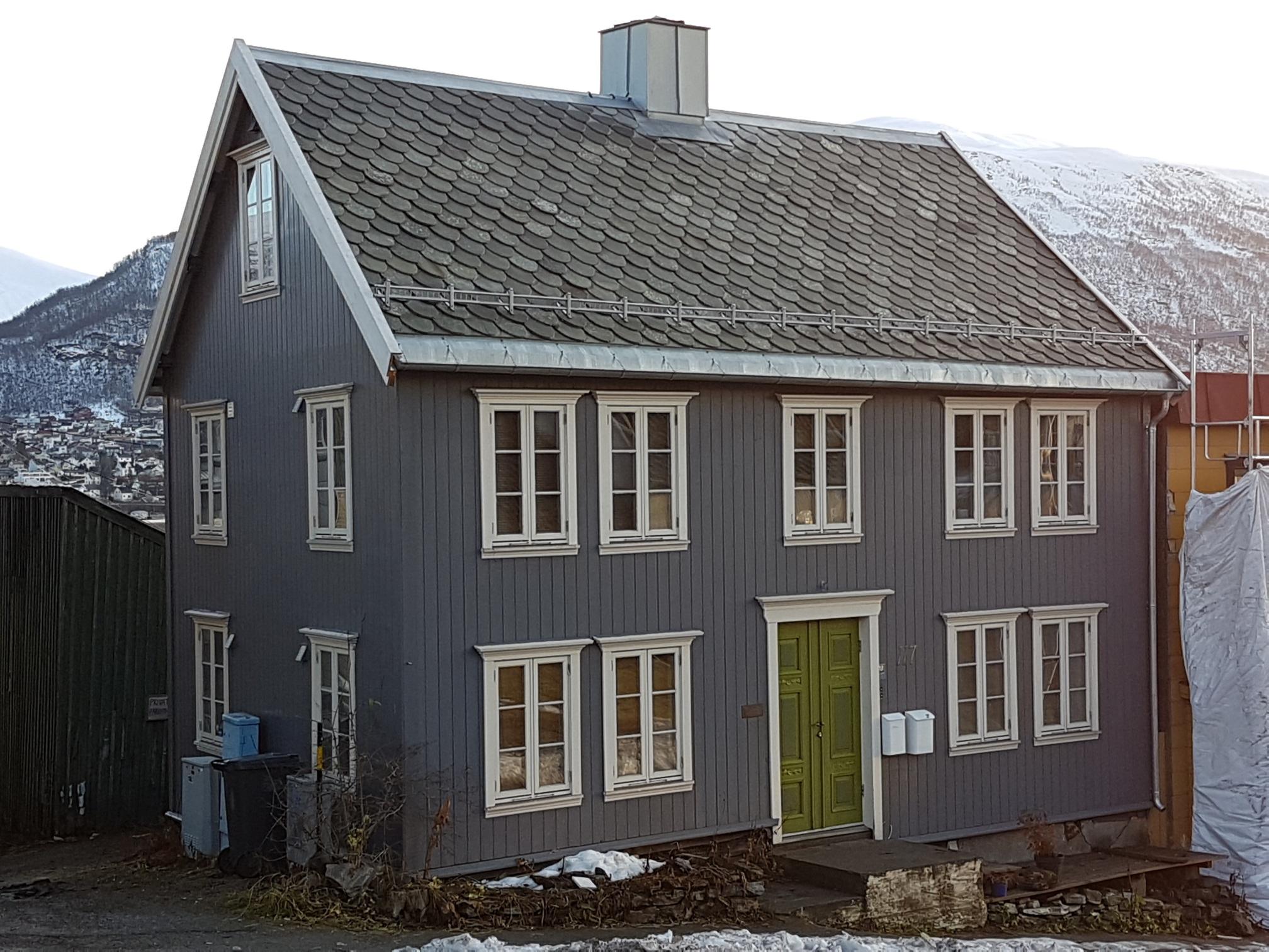 Grønnegata 117 Tromsø